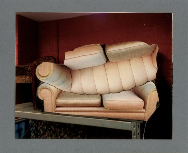 Couched Recliner