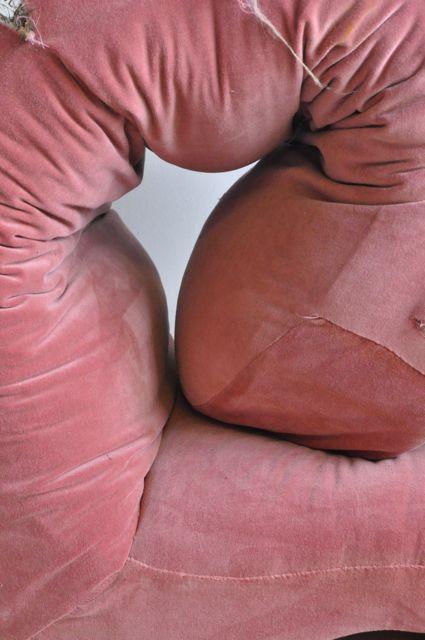 Sofa Roll Detail