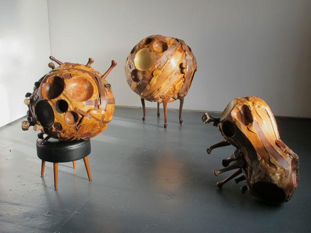 The Oak Veneer Impostors
